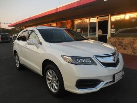 2016 Acura RDX for sale at Auto 4 Less in Fremont CA