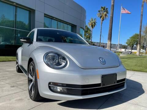 2012 Volkswagen Beetle for sale at Top Motors in San Jose CA