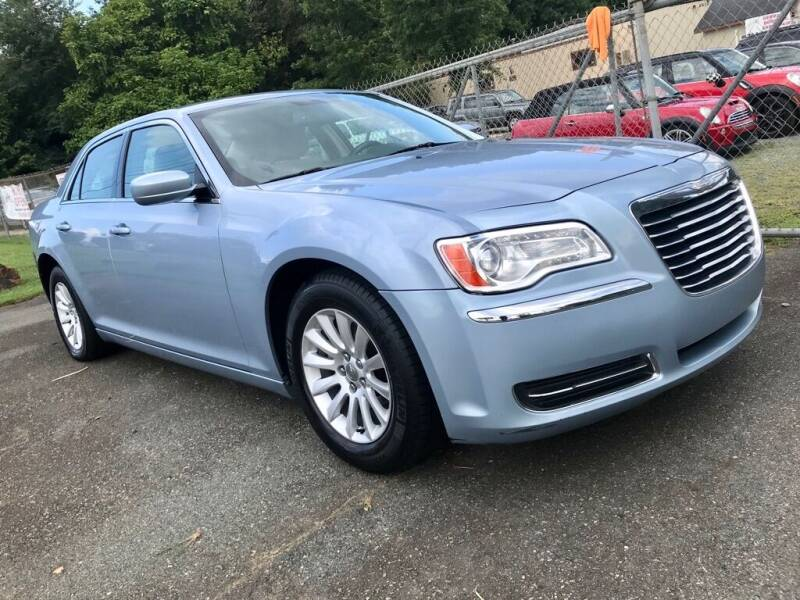 2012 Chrysler 300 for sale at Twins Motors in Charlotte NC