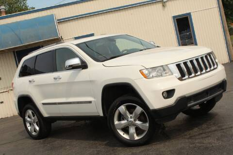 2011 Jeep Grand Cherokee for sale at Dynamics Auto Sale in Highland IN