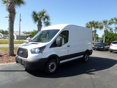 2019 Ford Transit Cargo for sale at First Choice Auto Inc in Little River SC