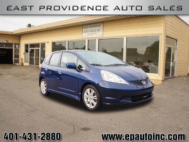 2009 Honda Fit for sale at East Providence Auto Sales in East Providence RI