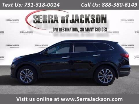 2018 Hyundai Santa Fe for sale at Serra Of Jackson in Jackson TN