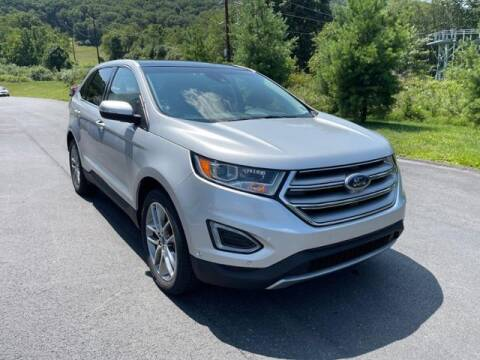 2015 Ford Edge for sale at Hawkins Chevrolet in Danville PA