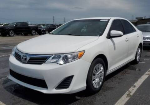 2014 Toyota Camry for sale at Taylor Trading in Orange Park FL