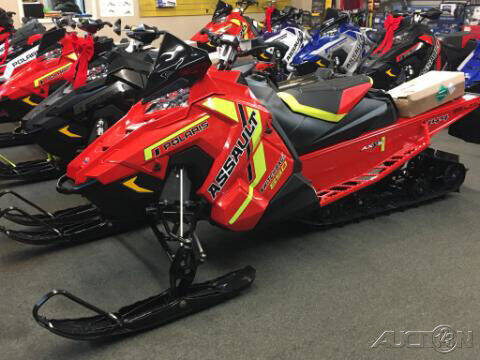 2021 Polaris 850 ASSAULT 144 AXYS WITH 2.0S for sale at ROUTE 3A MOTORS INC in North Chelmsford MA
