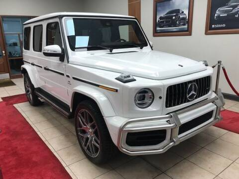 2019 Mercedes-Benz G-Class for sale at Adams Auto Group Inc. in Charlotte NC