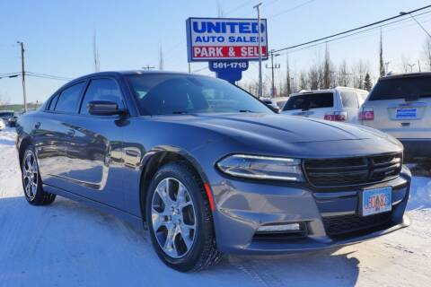 2015 Dodge Charger for sale at United Auto Sales in Anchorage AK