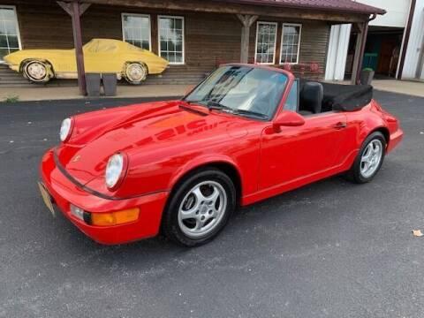 1993 Porsche 911 for sale at Gary Miller's Classic Auto in El Paso IL