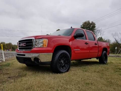 2009 GMC Sierra 1500 for sale at Ridgeway's Auto Sales in West Frankfort IL