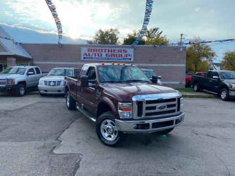 2009 Ford F-250 Super Duty for sale at Brothers Auto Group in Youngstown OH