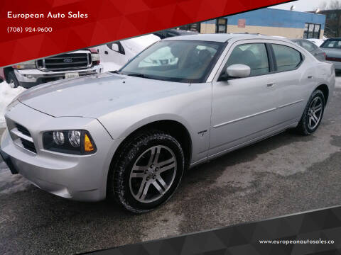 2006 Dodge Charger for sale at European Auto Sales in Bridgeview IL