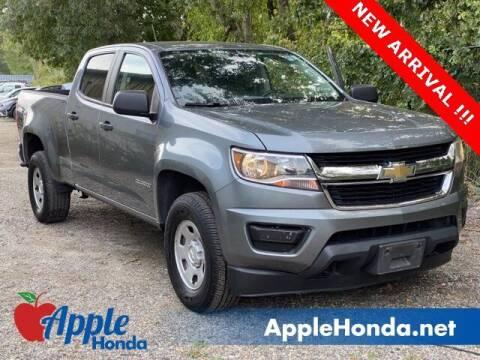 2018 Chevrolet Colorado for sale at APPLE HONDA in Riverhead NY