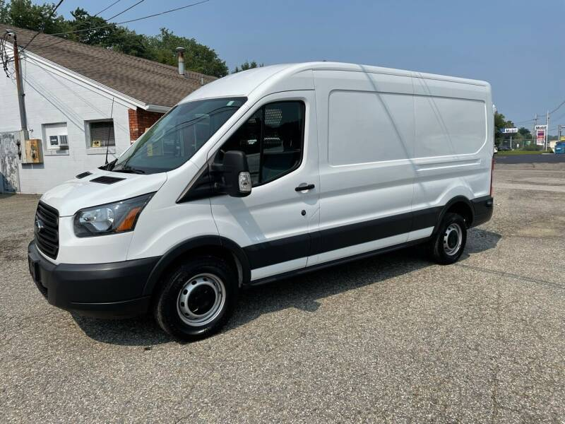 2015 Ford Transit Cargo for sale at J.W.P. Sales in Worcester MA