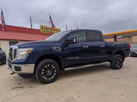 2016 Nissan Titan XD for sale at CarZoneUSA in West Monroe LA