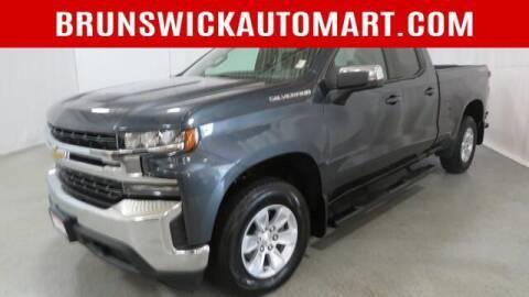 2019 Chevrolet Silverado 1500 for sale at Brunswick Auto Mart in Brunswick OH