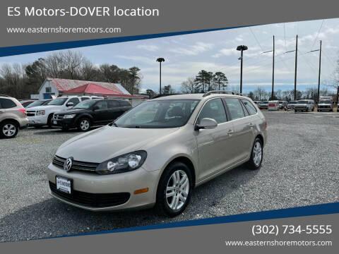 2012 Volkswagen Jetta for sale at ES Motors-DAGSBORO location - Dover in Dover DE