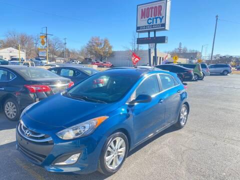 2014 Hyundai Elantra GT for sale at Motor City Sales in Wichita KS