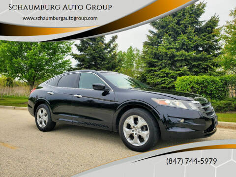 2011 Honda Accord Crosstour for sale at Schaumburg Auto Group in Schaumburg IL