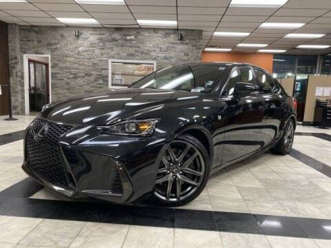 2017 Lexus IS 300 for sale at Sonias Auto Sales in Worcester MA