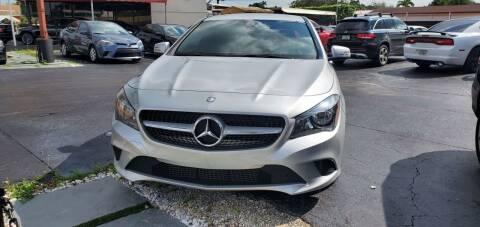 2015 Mercedes-Benz CLA for sale at Empire Car Sales in Miami FL