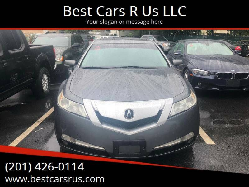 2009 Acura TL for sale at Best Cars R Us LLC in Irvington NJ