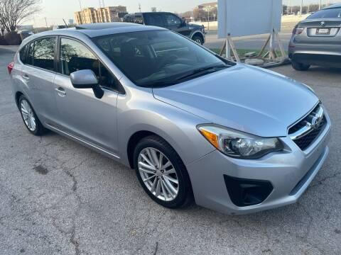 2012 Subaru Impreza for sale at Austin Direct Auto Sales in Austin TX