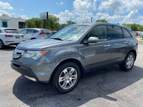 2009 Acura MDX for sale at BWK of Columbia in Columbia SC