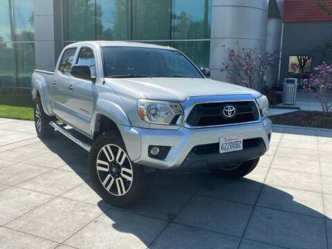 2012 Toyota Tacoma for sale at Top Motors in San Jose CA
