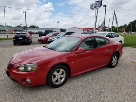 2008 Pontiac Grand Prix for sale at Aaron's Auto Sales in Poplar Bluff MO