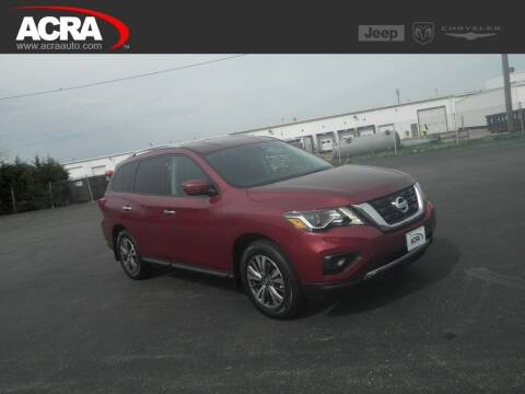2017 Nissan Pathfinder for sale at BuyRight Auto in Greensburg IN