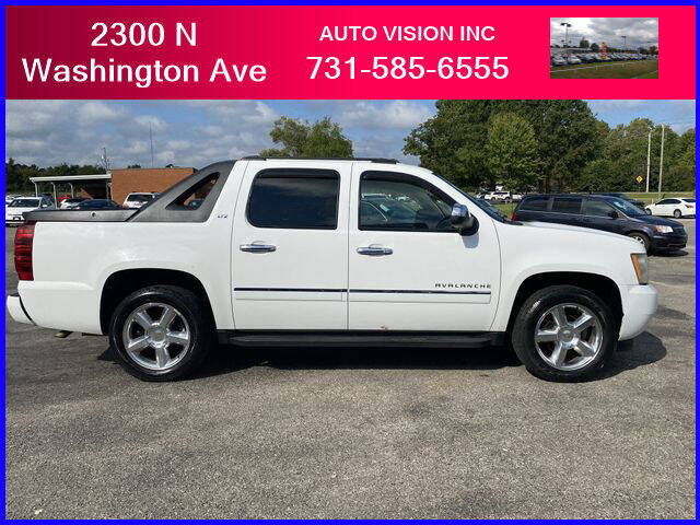 2010 Chevrolet Avalanche for sale at Auto Vision Inc. in Brownsville TN