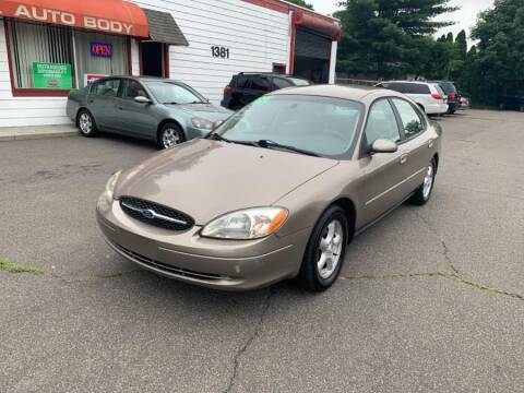 2002 Ford Taurus for sale at American Auto Specialist Inc in Berlin CT