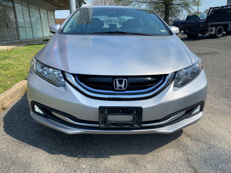 2013 Honda Civic for sale at Carz Unlimited in Richmond VA