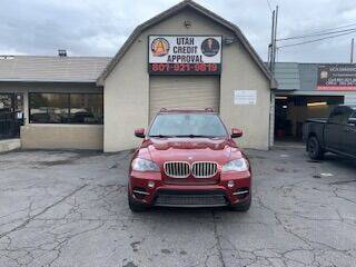 2012 BMW X5 for sale at Utah Credit Approval Auto Sales in Murray UT