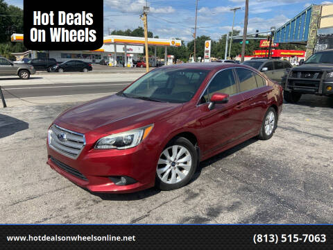 2016 Subaru Legacy for sale at Hot Deals On Wheels in Tampa FL