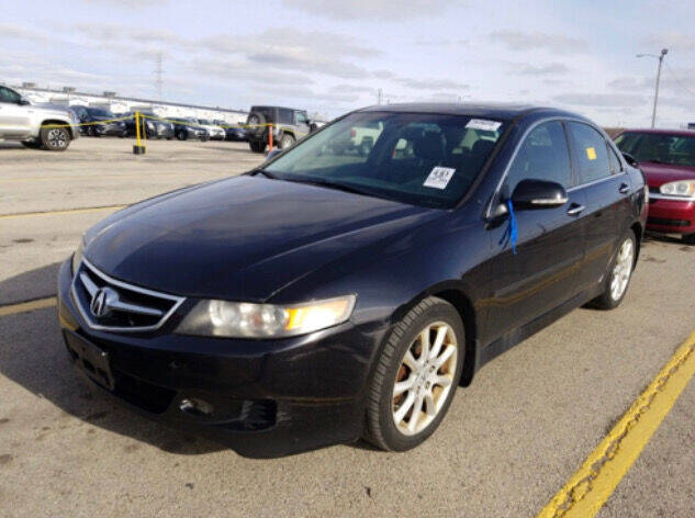 2007 Acura TSX for sale at HW Used Car Sales LTD in Chicago IL