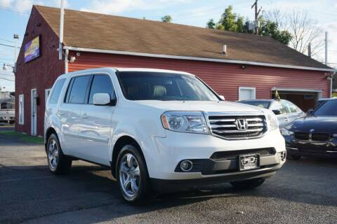 2014 Honda Pilot for sale at HD Auto Sales Corp. in Reading PA