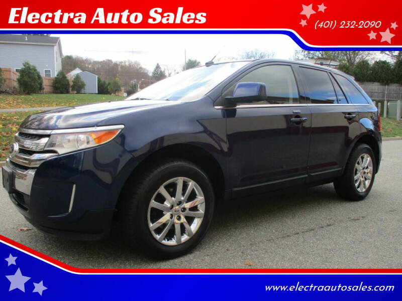 2011 Ford Edge for sale at Electra Auto Sales in Johnston RI