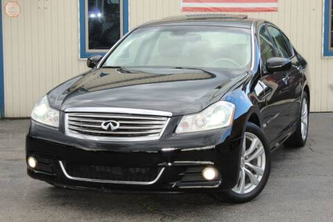 2010 Infiniti M35 for sale at Dynamics Auto Sale in Highland IN