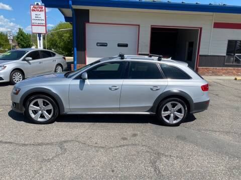 2014 Audi Allroad for sale at Auto Outlet in Billings MT