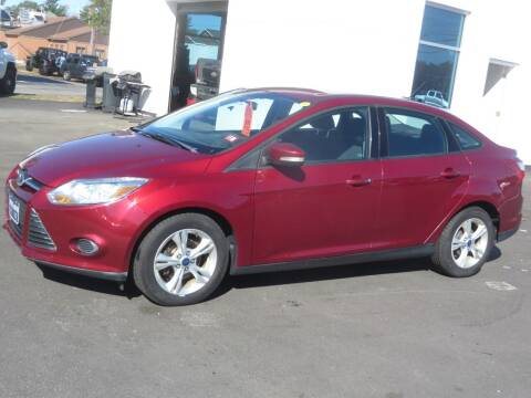 2013 Ford Focus for sale at Price Auto Sales 2 in Concord NH