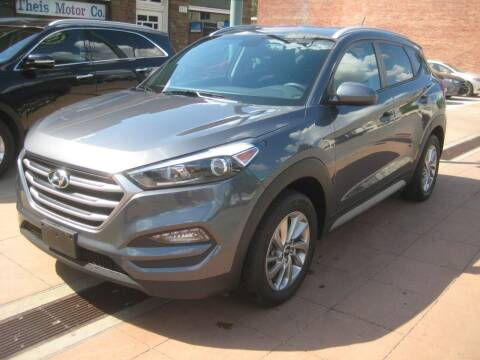 2017 Hyundai Tucson for sale at Theis Motor Company in Reading OH