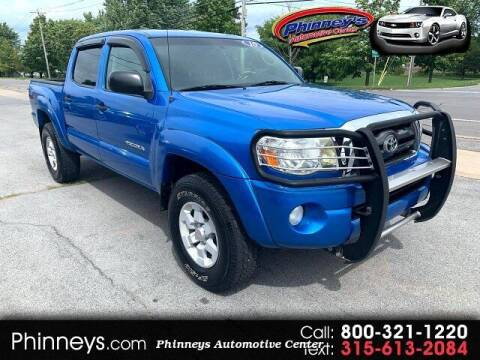 2010 Toyota Tacoma for sale at Phinney's Automotive Center in Clayton NY
