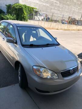 2006 Toyota Corolla for sale at Select AWD in Provo UT