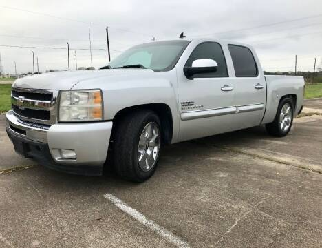 2011 Chevrolet Silverado 1500 for sale at Laguna Niguel in Rosenberg TX