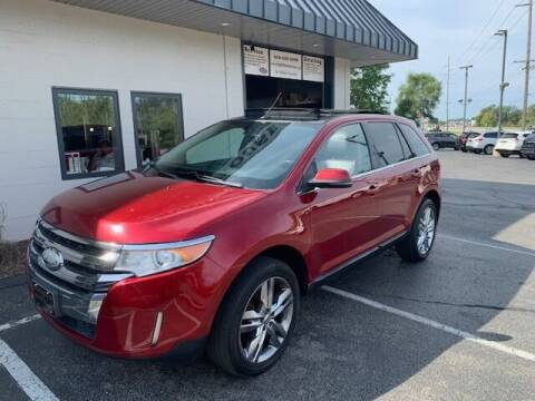 2013 Ford Edge for sale at Lighthouse Auto Sales in Holland MI