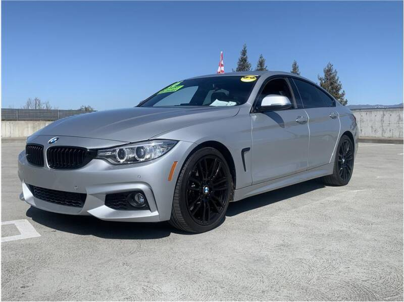 2016 BMW 4 Series for sale at BAY AREA CAR SALES in San Jose CA