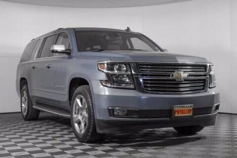 2016 Chevrolet Suburban for sale at Washington Auto Credit in Puyallup WA