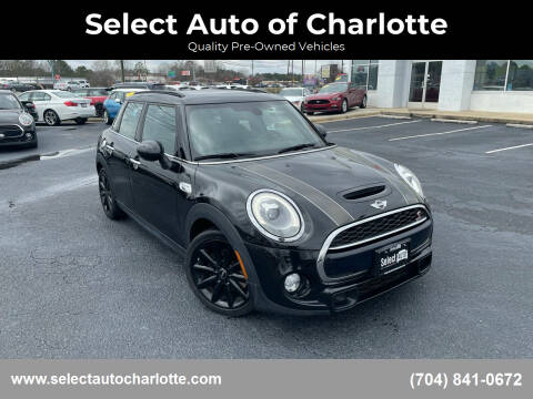 2018 MINI Hardtop 4 Door for sale at Select Auto of Charlotte in Matthews NC